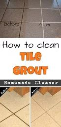Best 15 Grout Cleaning & Restoring DIYs Grout gets dirty very easily and are one of the most difficult to clean if not done the correct way.
