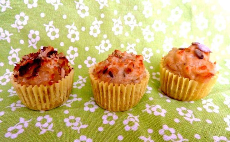 Mini muffins apéro - Rappelle toi des mets