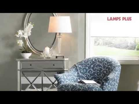 How To Select The Perfect Table Lamp   Size, Shade And Bulb   YouTube