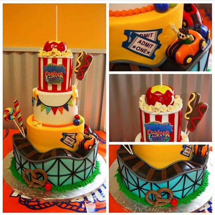 County Fair Cake