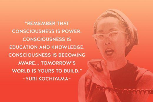 7. Yuri Kochiyama: Activist