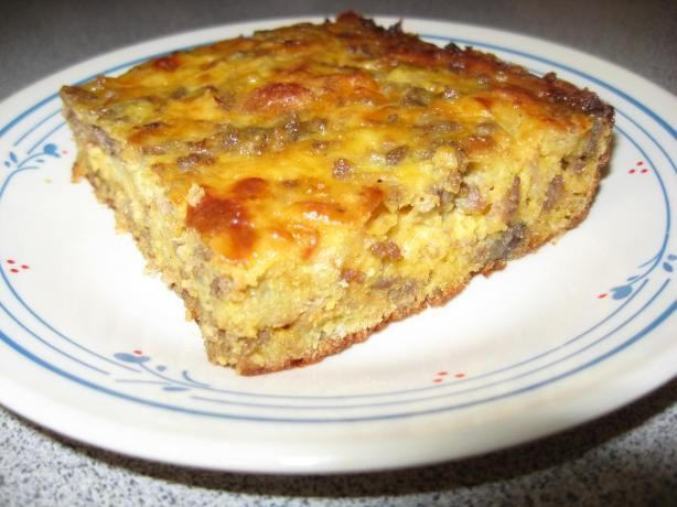Country Club Eggs- a Great Make Ahead Breakfast Casserole. Photo by Papa D 1946-2012