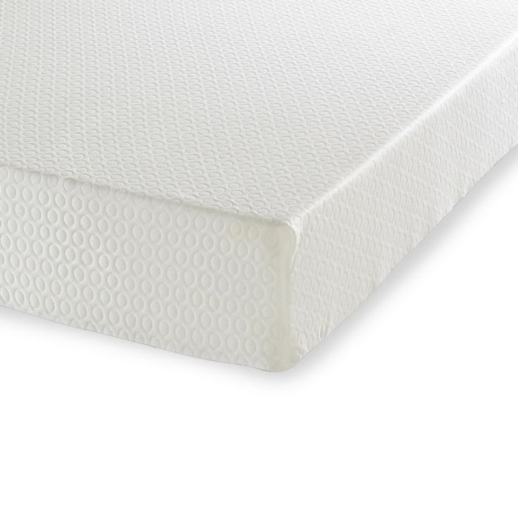 The Memory Master 1000 Memory Foam Mattress is an exceedingly comfortable solution for assisting a peaceful night's sleep and is also great value.The supportive foam will keep you supported throughout the small hours by moulding to your body shape and supporting the critical pressure points.The Memory foam layer is temperature sensitive and has been designed to soften when it comes into contact with warm surfaces. It moulds itself to the sleeper's body shape for enhanced c...