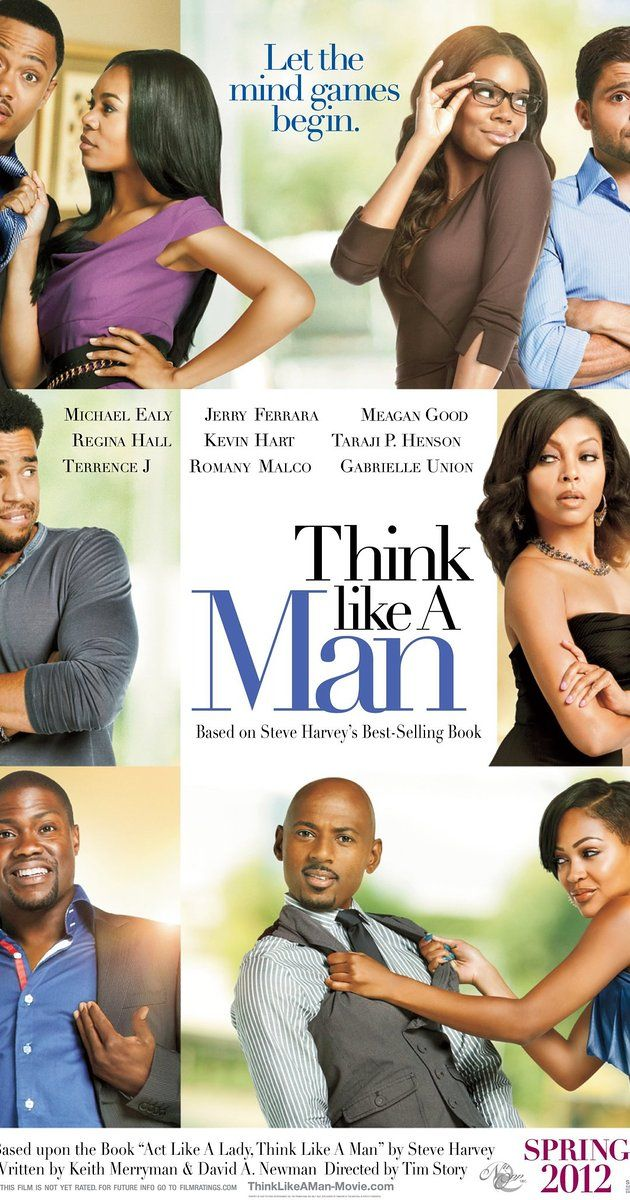 Directed by Tim Story.  With Chris Brown, Gabrielle Union, Kevin Hart, Michael Ealy. Four friends conspire to turn the tables on their women when they discover the ladies have been using Steve Harvey's relationship advice against them.