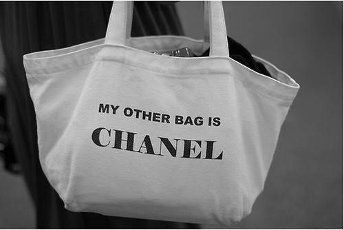 My other bag is CHANEL: Chanel Bags, Fashion Bags, Totes Bags, Shops Bags, Accessories, Chanel Totes, Bags Bags, Bags Totes, Chanel Fashion