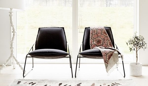 VILLSTAD lounge chairs from IKEA