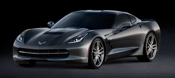 2014 Corvette Reveal - Front