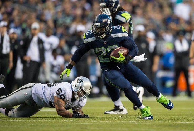 Seahawks vs Raiders, August 29,2013