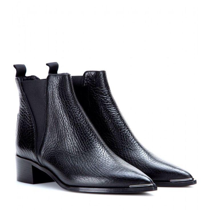 acne studios jensen boots