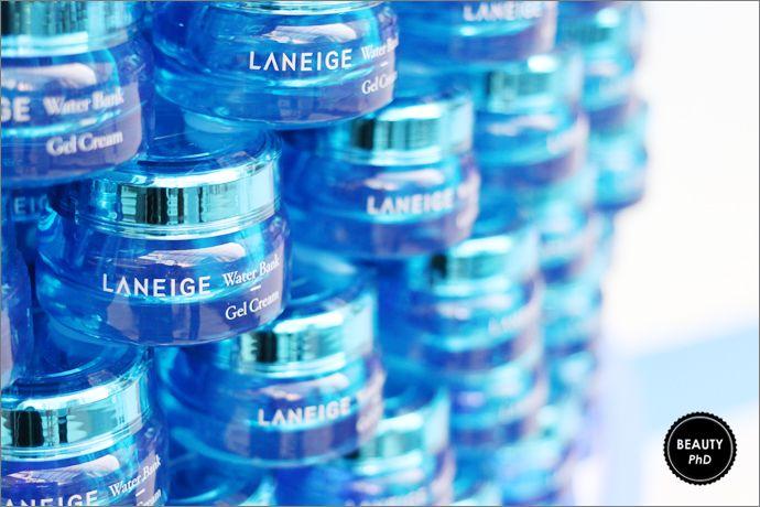 Laneige Water Bank Beauty Roadshow Event [Toronto Eaton Centre]