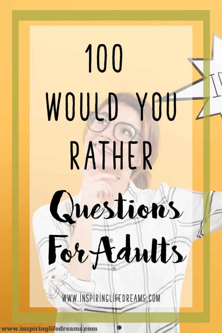 rencontres quiz questions