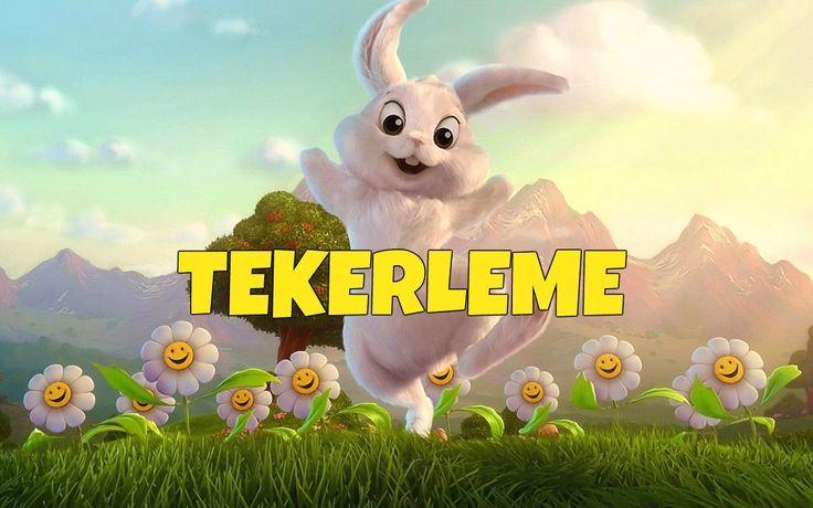 Tavşan Tekerlemesi #tekerleme #okulöncesi #tekerlemeler #tavşan #okulöncesitekerleme