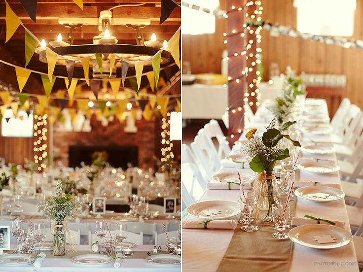 Shawnessy barn wedding. They made my barn look so beautiful.