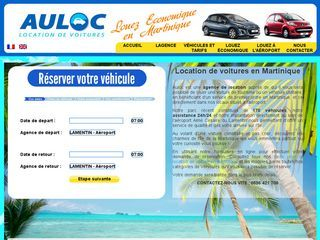 Si vous voulez louer des voitures sûres et confortables en Martinique à des prix accessibles, pensez à Auloc.