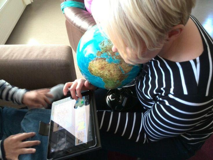 Tapa 28. Matkustetaan ympäri maailmaa... osoita kartasta paikka ja katsotaan mitä tietoa ja kuvia löydämme maasta.