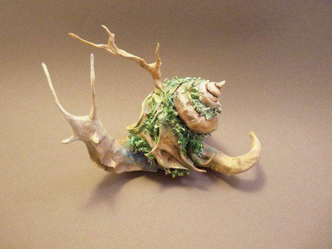Best Ellen Jewett Creatures Of El Images On Pinterest Art - Surreal animal plant sculptures ellen jewett