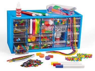 Arts & Crafts Supply Center at Lakeshore Learning
