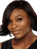 Serena Williams [also visit serenawilliams.com]