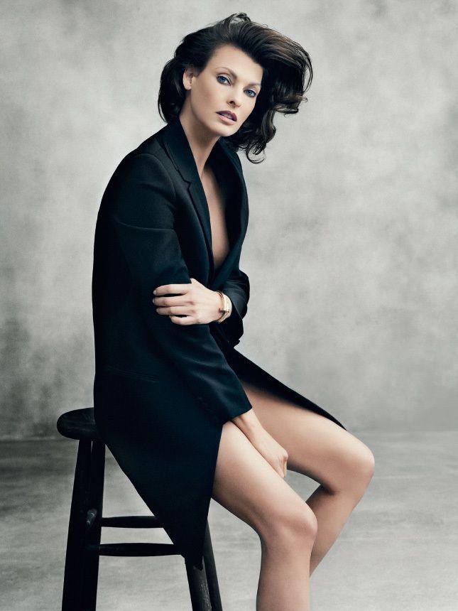 49-летняя модель Линда Евангелиста — о том, почему не стоит слишком сильно переживать из-за внешности, возраста и цвета волос.