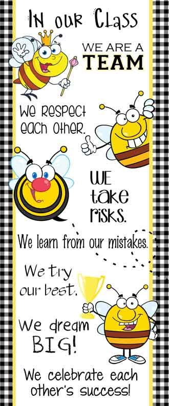 70 Best BEES Classroom Decor Images On Pinterest