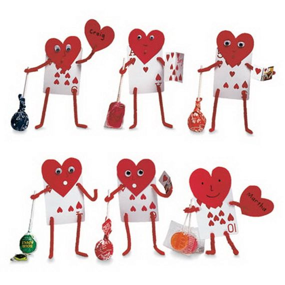 150 best images about Valentines Day – Valentine Playing Cards