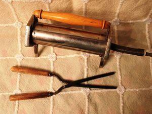 Антикварные щипцы для завивки волос - изобретение века! | Ярмарка Мастеров - ручная работа, handmade