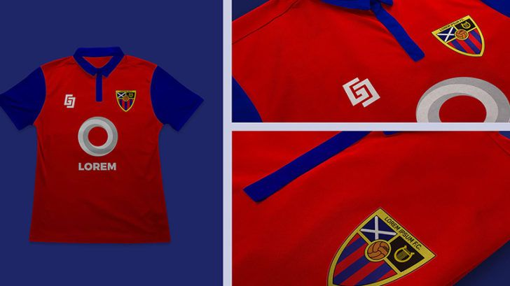 Download Free Soccer Nike Jersey Mockup Scene 2019 Psfiles Logo Mockup Logo Mockups Psd Mockup Psd