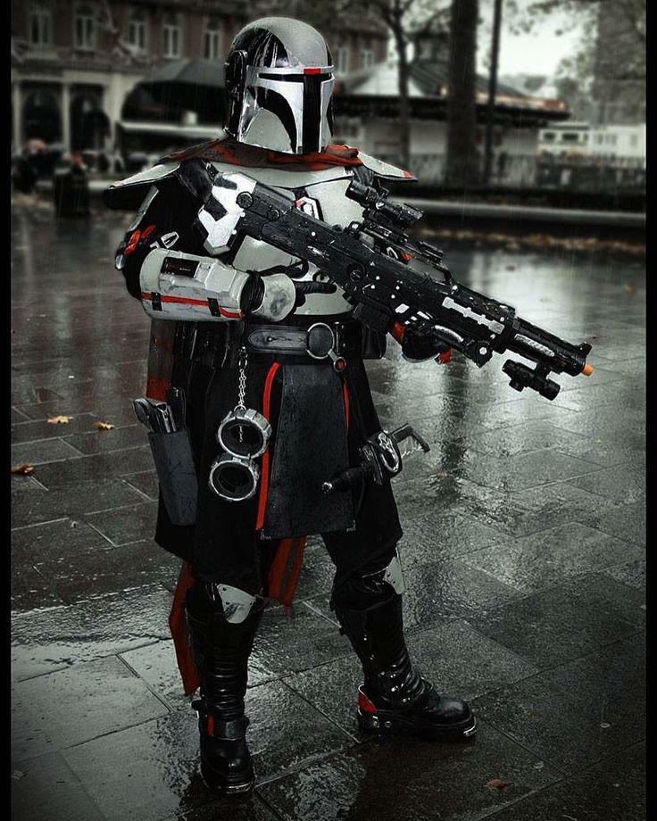 The 25+ best Mandalorian armor ideas on Pinterest | Boba ...