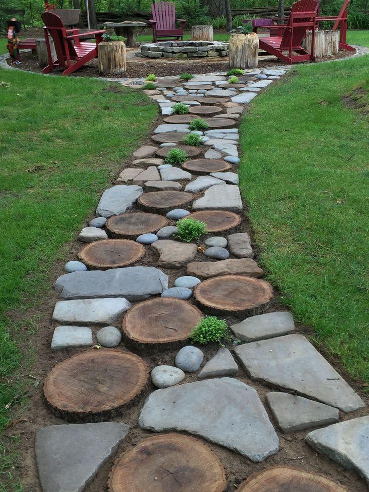 49 Adorable Rock Garden Ideas For Backyard