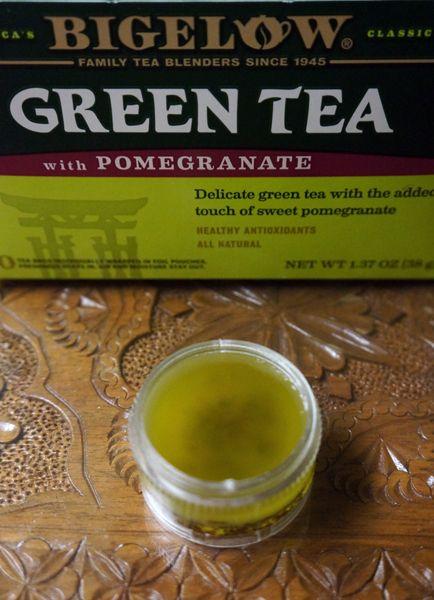 Bigelow Green Tea Lip Balm