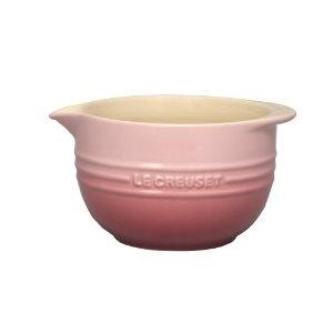 17 best images about pink le creuset on pinterest le for Sur la table mixing bowls