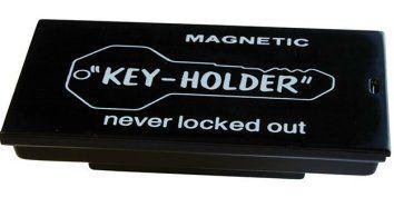 Magnetic Spare Key Holder [LA235] - $4.99 : NetSpares, Buy Discount Auto Parts Online