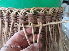 Мастер-класс Поделка изделие Плетение Может понравится? Трубочки бумажные фото 3