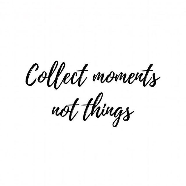 Collect Moments Make Memories Quote Budget Cheap Thrifty Frugal Making Memories Quotes Memories Quotes Moments Quotes