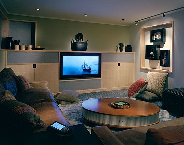 Pictures Family Room Decorating Ideas