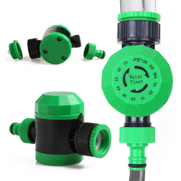 120 Min Water Timer Automatic Watering Garden Irrigation Timer Hose Sprinkler Irrigation Controller for Garden Tools Mayitr