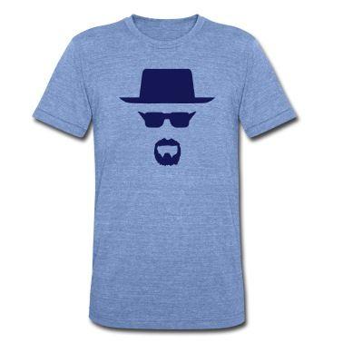 walter white T-skjorte | Spreadshirt | ID: 22972212