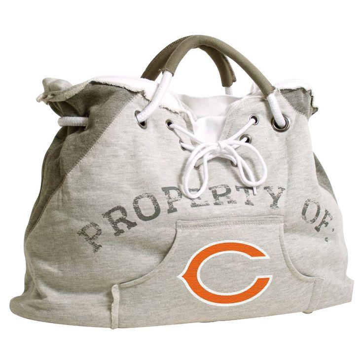 NFL Chicago Bears Hoodie Tote, Women's