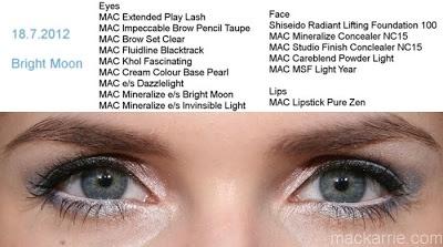 MacKarrie Beauty - Style Blog: 07/20/12