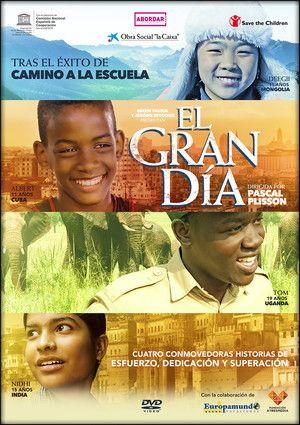 El Gran día / dirigida por Pascal Plisson. Febrer 2017