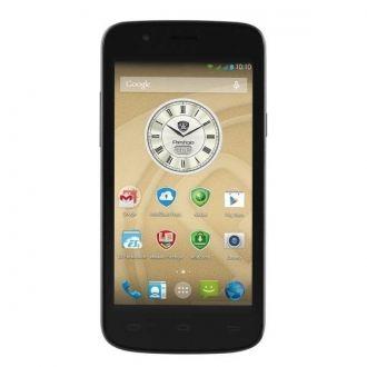 """PRESTIGIO MultiPhone 5504 DUO to nowy wydajny smartfon z ekranem IPS o przekątnej 5"""", 4-rdzeniowym procesorem i 1 GB pamięci RAM. Taka kombinacja w połączeniu z szybkim systemem Android 4.4 KitKat daje optymalną wydajność. Smartfon został wyposażony  MultiPhone 5504 DUO pozwala korzystać z tego, co najważniejsze: wysokiej jakośći fotografowane, muzyka, wideo, sieci społecznościowe i wiele więcej."""