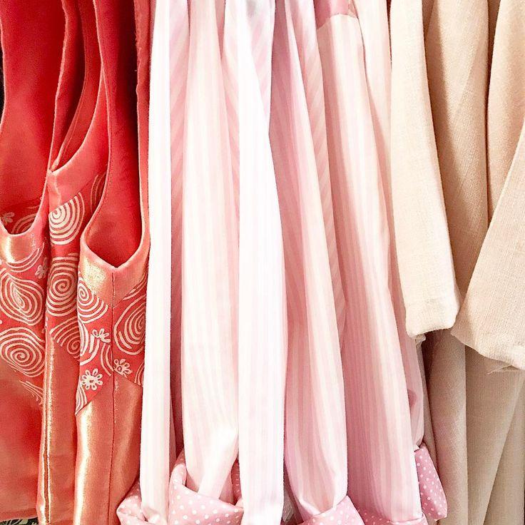 new colour palette 😻  .  .  www.nonandnik.com  .  .    #batik #batikindonesia #fashionindonesia  #batikdress #batikblouse #kainbatik #batikmodern #batikcap #modernbatik #batikshop #fashionbatik #batikfashion #ootdbatik #onlineshop #localbrand #localbrandindonesia #readytowear #batiknonik #nonandnik