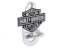 Otwieracz do butelek Harley Davidson. Praktyczny i poręczny, doskonale sprawdzi się zarówno w domu jak i w podróży. Dostępny na www.Motocyklowy.pl #gadgety #gadzety_motocyklowe #harley_davidson