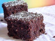 Kakaós cukkinis sütemény (HUN)