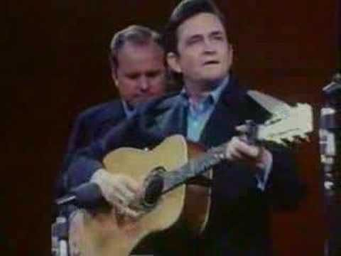Johnny Cash - Folsom Prison Blues (San Quentin)