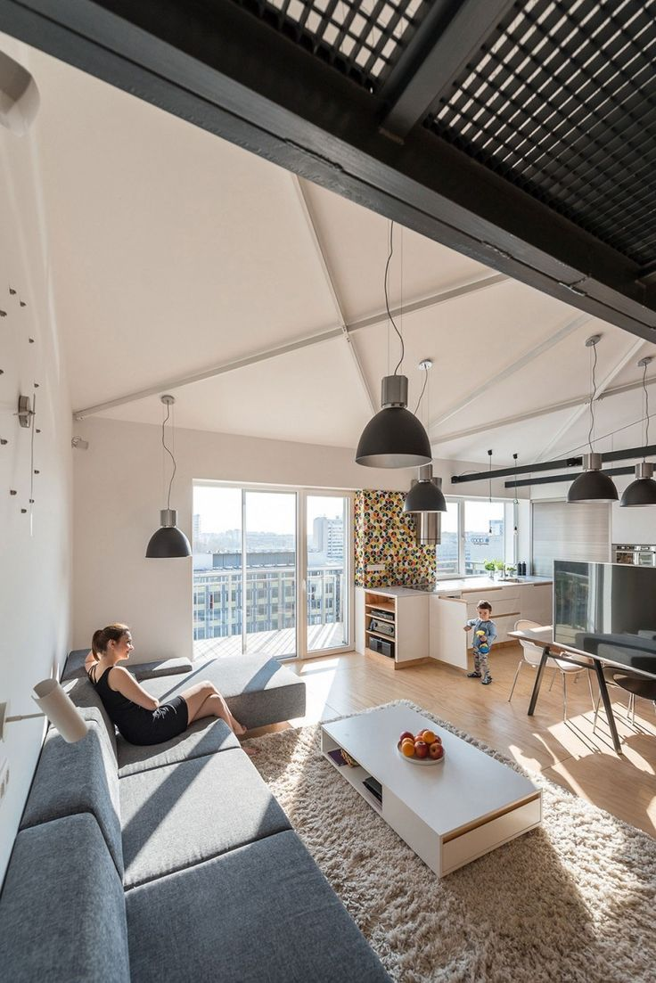 289 best Loft Soppalchi e Industrial style images on Pinterest ...