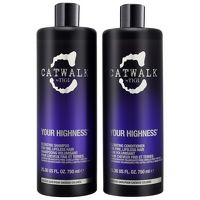 TIGI Catwalk Your Highness Your Highness Tween Combining a cleansing shampoo and a rejuvenating conditioner, this special twin set contains everything you need for full hair treatment. Your Highness Elevating Shampoo and Conditioner work together  http://www.MightGet.com/january-2017-13/tigi-catwalk-your-highness-your-highness-tween.asp