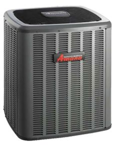 Amana Air Conditioners - Milton, Georgetown, Oakville. Looking for a way to cool off during those hot summer months?  Alpine Air Heating & Cooling can help you cool your home with an energy efficient, quiet air conditioner.  Getting comfort shouldn't be noisy.