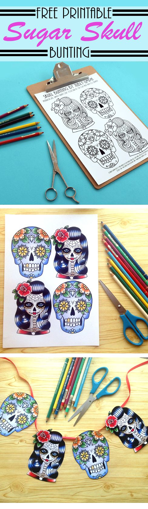 177 best cricut sugar skull images on Pinterest | Sugar skulls ...