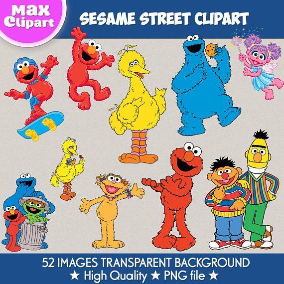 Sesame Street Clipart Sesame Street Images Elmo Clipart Plaza Sesamo Preescolar